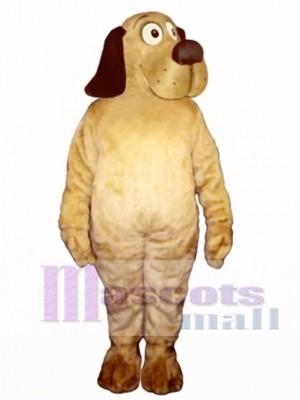 Cute Doggie Dog Mascot Costume Animal