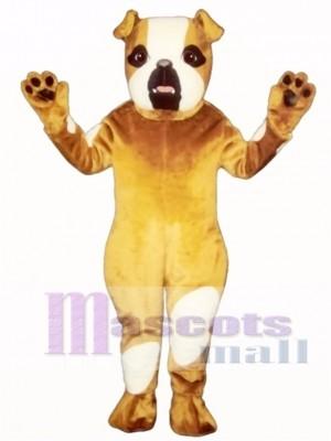 Cute Pug Dog Mascot Costume Animal
