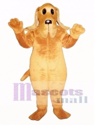 Cute Bently Bassett Dog Mascot Costume Animal