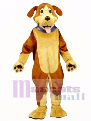 Cute Ben Beagle Dog Mascot Costume Animal