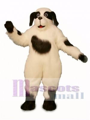Cute Sheep Dog Mascot Costume Animal