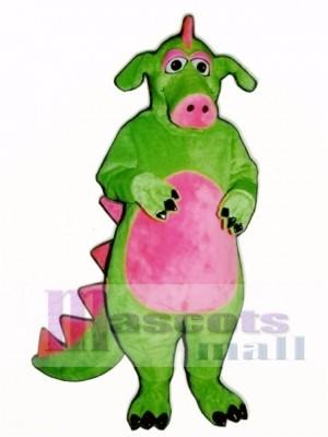 Whimsical Dragon Mascot Costume Animal