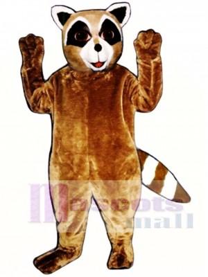 Ryan Raccoon Mascot Costume Animal