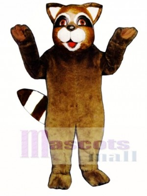 Roxie Raccoon Mascot Costume Animal