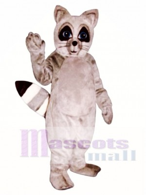 Raccoon Mascot Costume Animal