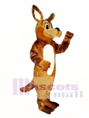 Cute Kody Koyote Coyote Wolf Mascot Costume Animal