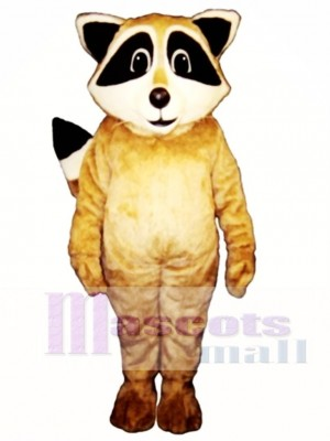 Cute Wild Raccoon Mascot Costume Animal