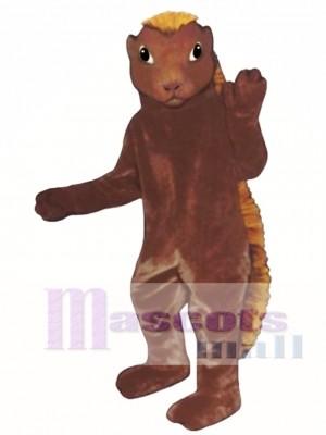 Porky Porcupine Mascot Costume Animal