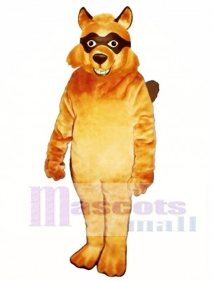 Bandit Mascot Costume Animal