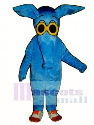 Aardvark with Attitude Mascot Costume Animal