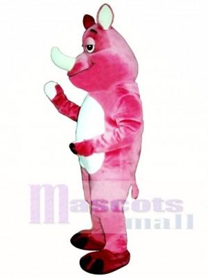 Rhoda Rhino Mascot Costume Animal