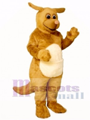 Rhudy Roo Dog Mascot Costume Animal