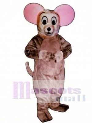 Milo Mouse Mascot Costume Animal