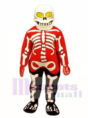 Bloody Bones Mascot Costume