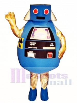 Reily Robot Mascot Costume
