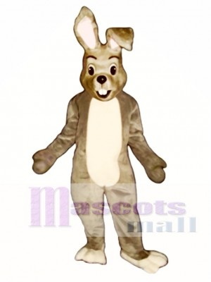 Easter Happy Bunny Rabbit Mascot Costume Animal