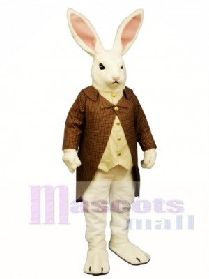 Easter Herr Lapin with Coat & Vest Bunny Rabbit Mascot Costume Animal