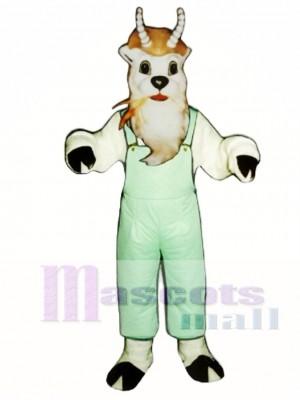 Hillbilly Goat Mascot Costume Animal