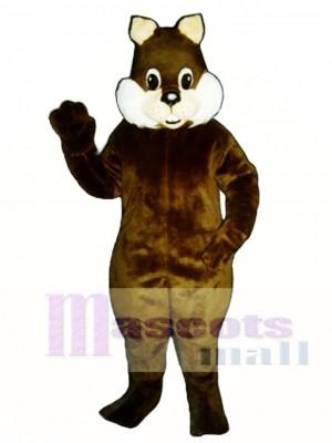 Chips Chipmunk Mascot Costume Animal