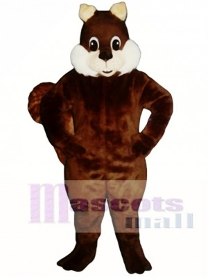 Squirrel Mascot Costume Animal