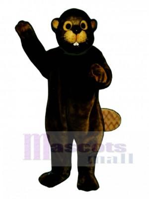 Busy Beaver Mascot Costume Animal