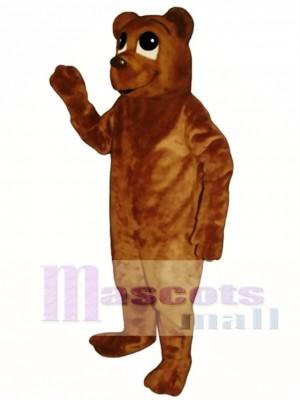 Grundy Groundhog Mascot Costume Animal