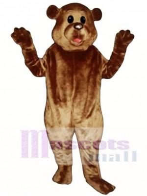Grover Groundhog Mascot Costume Animal
