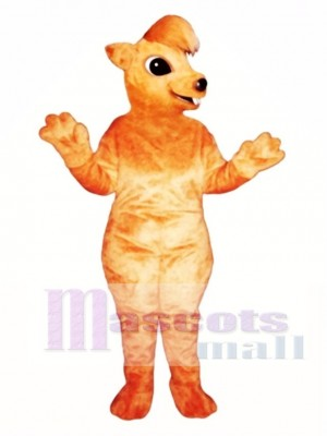 Sid Squirrel Mascot Costume Animal
