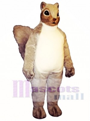 Squire Squirrel Mascot Costume Animal