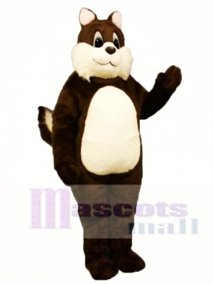 Baby Otter Mascot Costume Animal