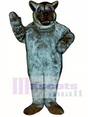Bad Wolf Mascot Costume Animal