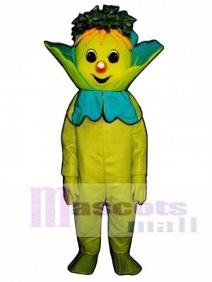 Lenny Lettuce Mascot Costume Vegetable