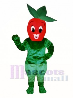 Sherry Strawberry Mascot Costume Fruit