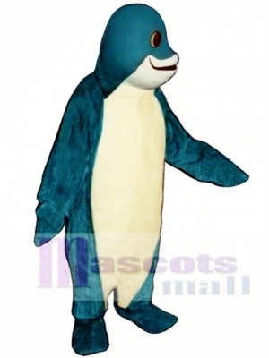 Cute Finney Fish Mascot Costume Animal