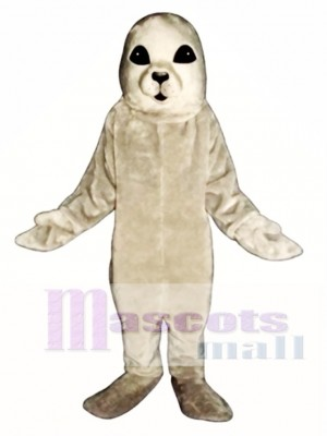 Cute Baby Seal Mascot Costume Animal