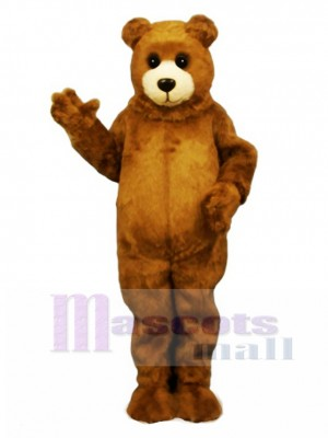 Baby Bruin Bear Mascot Costume Animal