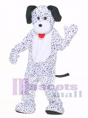 Deluxe Dalmatian Dog Mascot Costume Animal