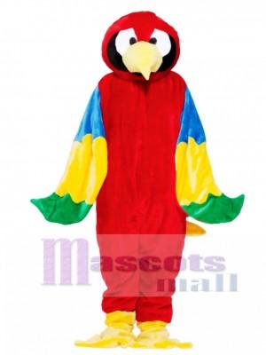 Deluxe Parrot Mascot Costume Bird