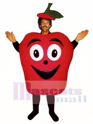 Baked Apple Mascot Costume Plant