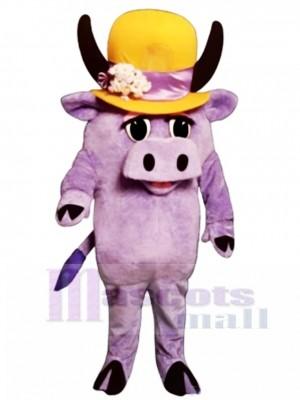 Madcap Cow Mascot Costume Animal