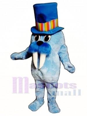 Cute Madcap Walrus Mascot Costume