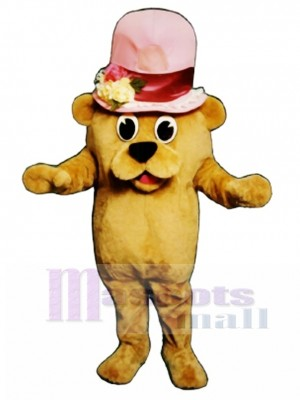 Madcap Bear Mascot Costume Animal