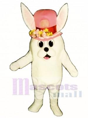 Easter Madcap Bunny Rabbit Girl Mascot Costume Animal