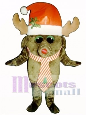 Madcap Moose Mascot Costume Animal