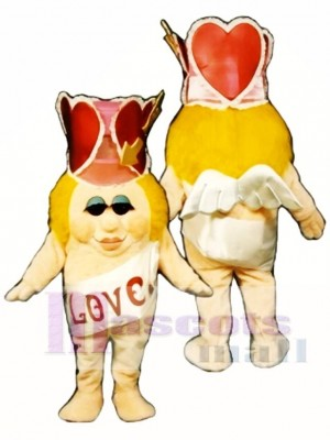 Madcap Cupid Mascot Costume