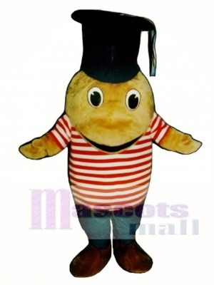 Cute Madcap Fish Mascot Costume Animal