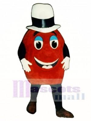 Madcap Grape Mascot Costume Fruit