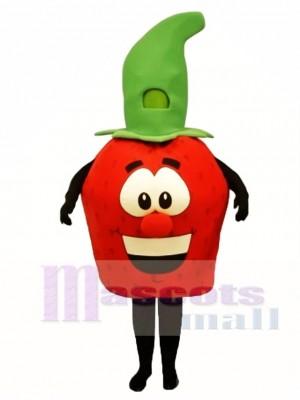 Madcap Strawberry Mascot Costume Fruit