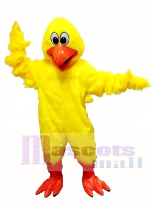 Cute Clucking Chicken Mascot Costume Poultry