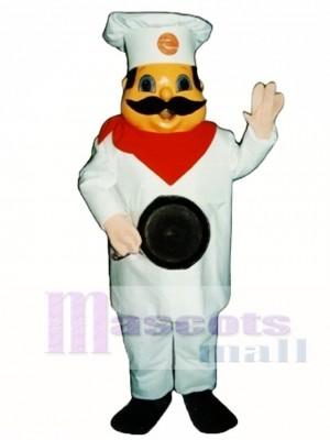 Chef Cuisine Mascot Costume People